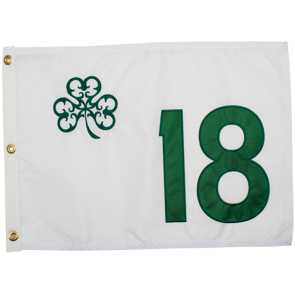Erin Hills Pin Flag.
