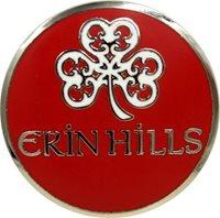 ERIN HILLS Logo.