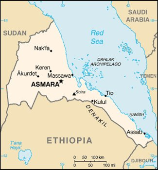 Free Eritrea Clipart.