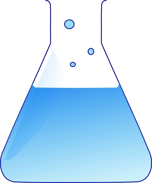 Erlenmeyer flask free vector download (44 Free vector) for.