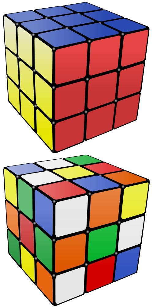 1000+ images about Rubik's cubes on Pinterest.
