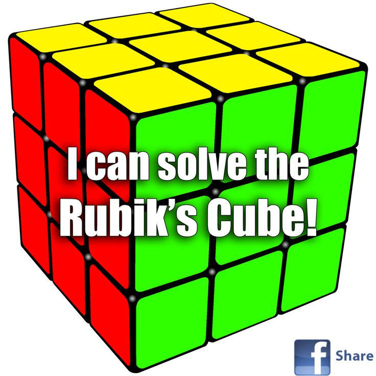 1000+ ideas about Rubik Cube Solution on Pinterest.