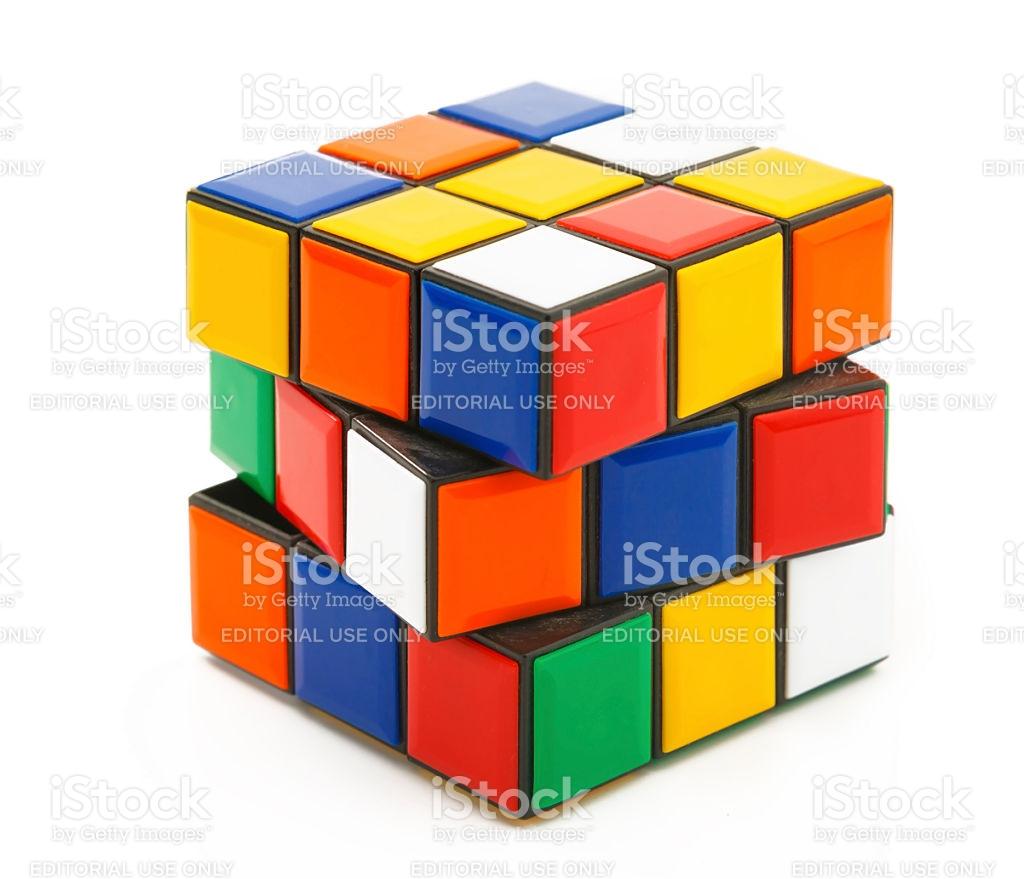 Rubiks Cube stock photo 523318725.