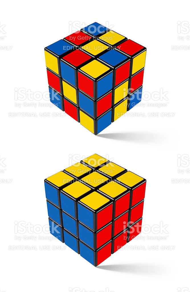 Solution Rubiks Cube stock photo 536053111.