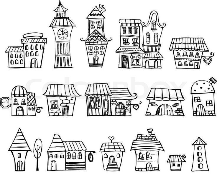 1000+ ideas about Häuser Zeichnen on Pinterest.