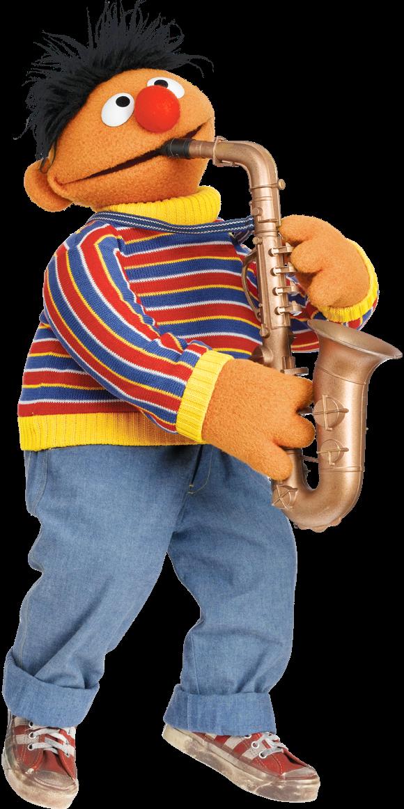Ernie clipart.