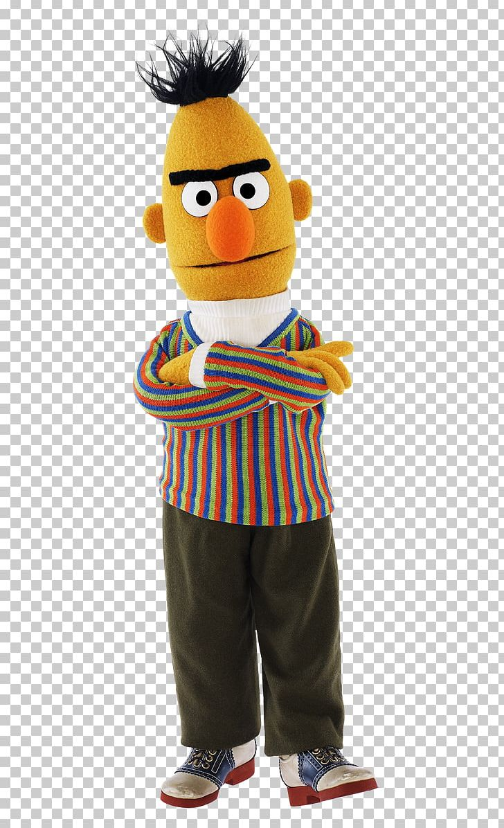 Bert Ernie Mr. Snuffleupagus Big Bird Count Von Count PNG, Clipart.