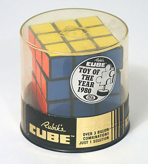 40 Facts You Probably Didn't Know About Rubik's Cube.