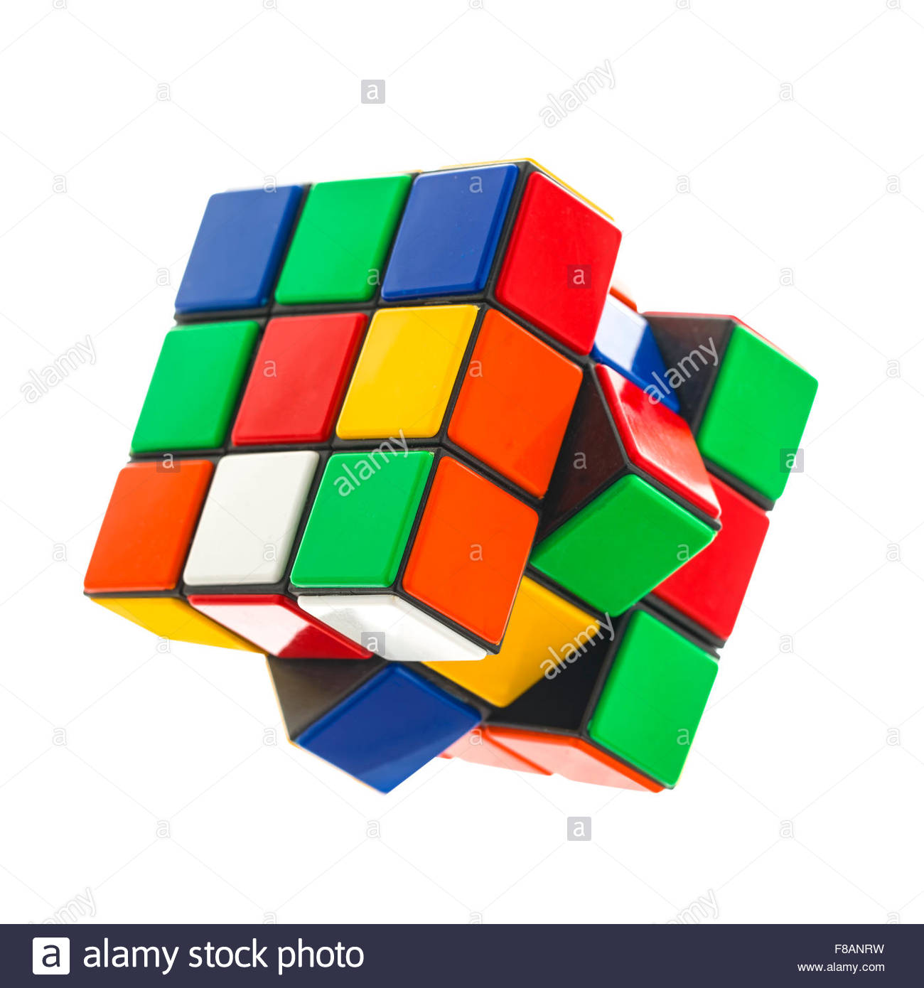 Rubik's Cube, Invented In 1974 By Hungarian Sculptor And.