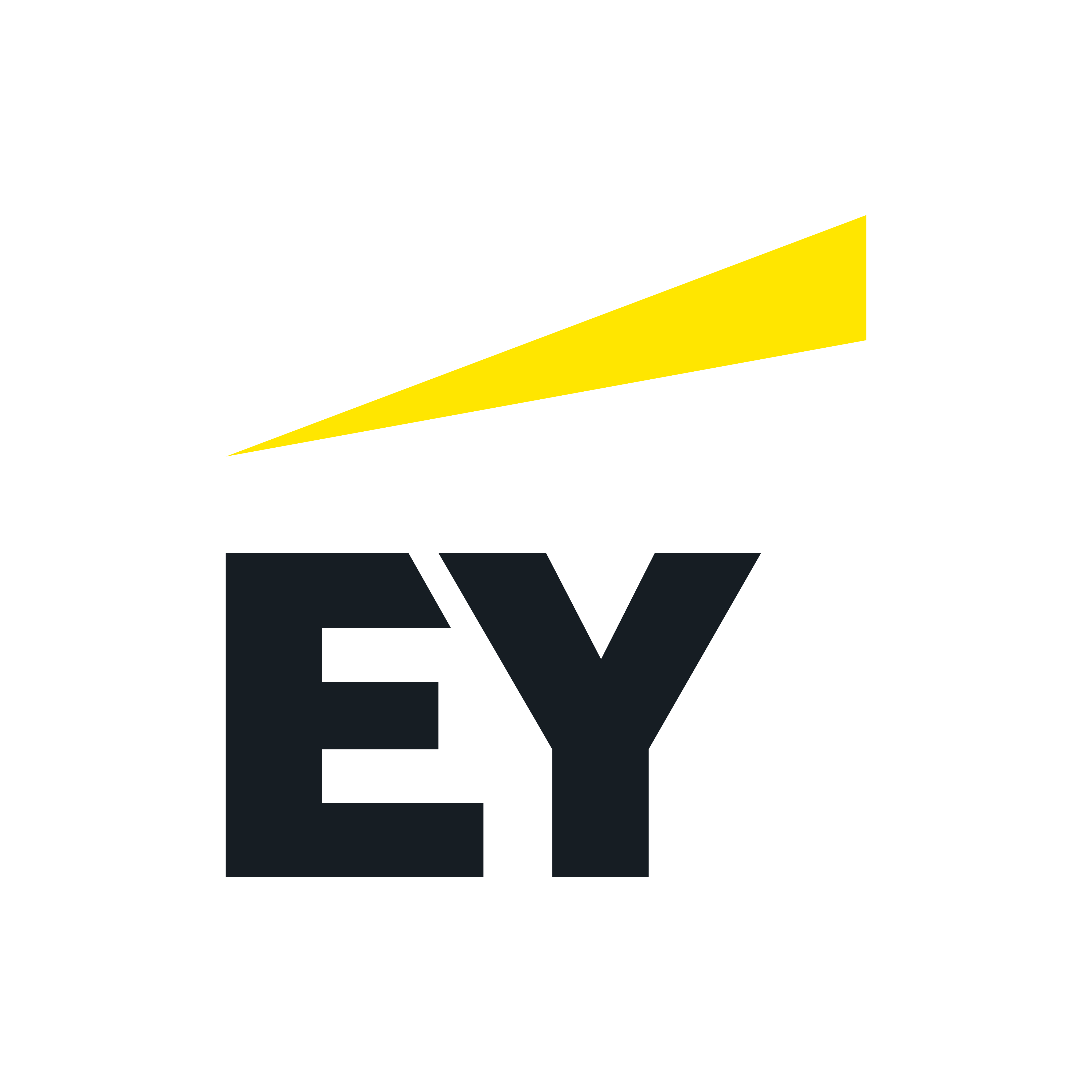 Ernst & Young Logo.