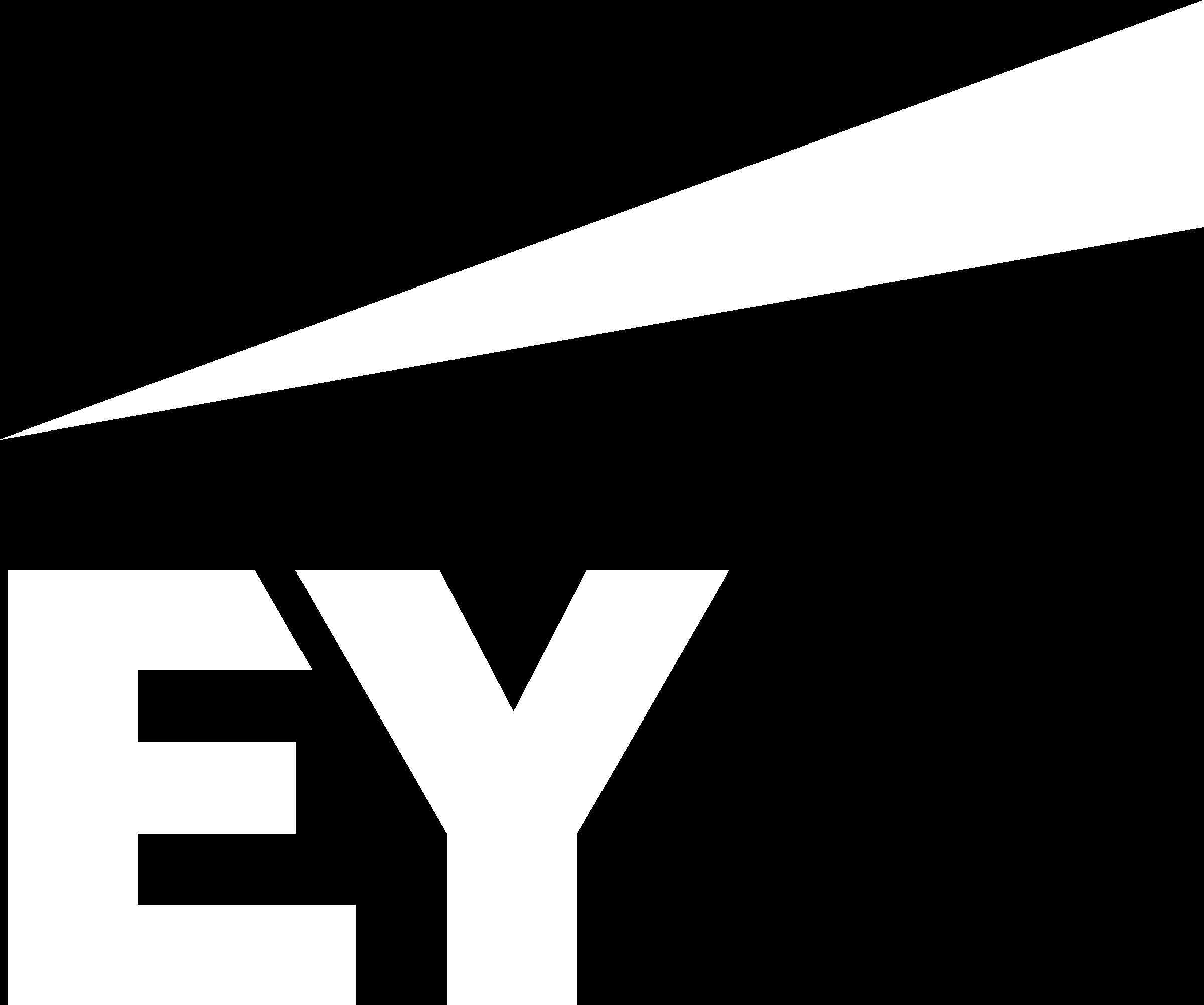 Ernst & Young EY Logo PNG Transparent & SVG Vector.