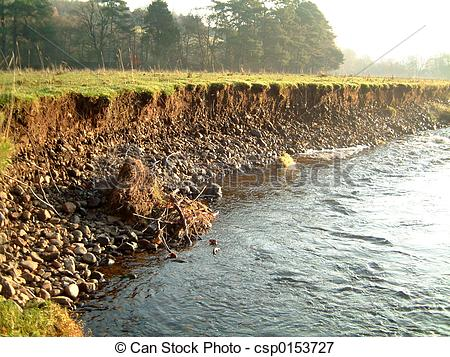 Picture of Eroded riverbank 2.