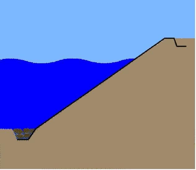 Erosion Clipart.