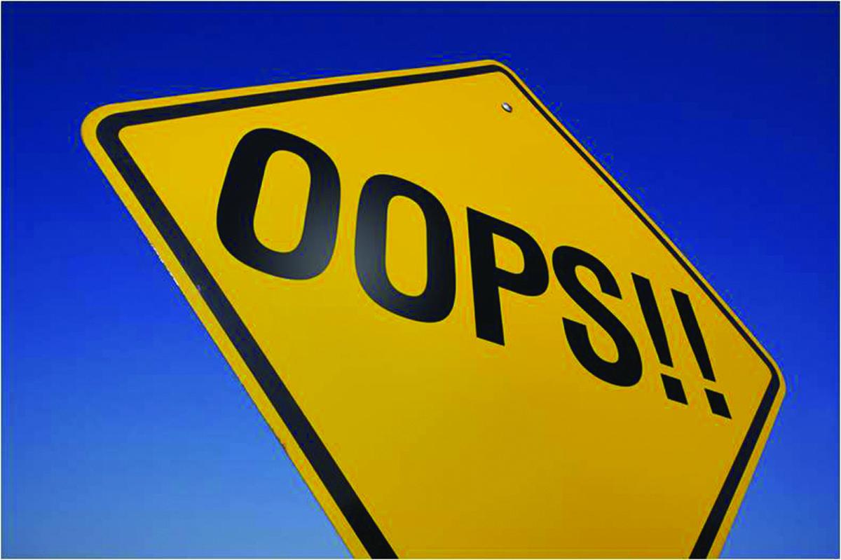 Clip Art Health Care Errors.