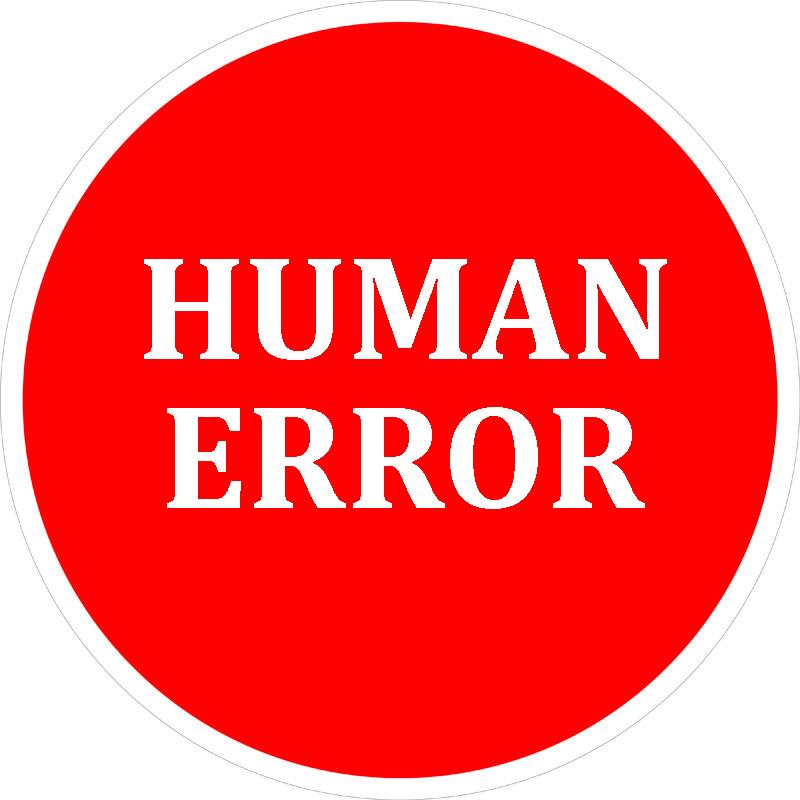 Icons Trading Error Log: Errors Clipart