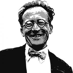 Erwin Schrodinger Clip Art Download.