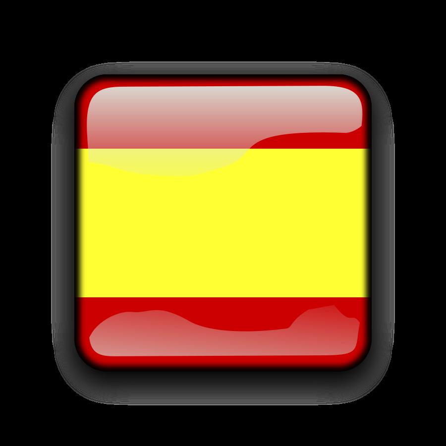 es flag Clipart, vector clip art online, royalty free design.