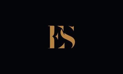 Es Logo stock photos and royalty.