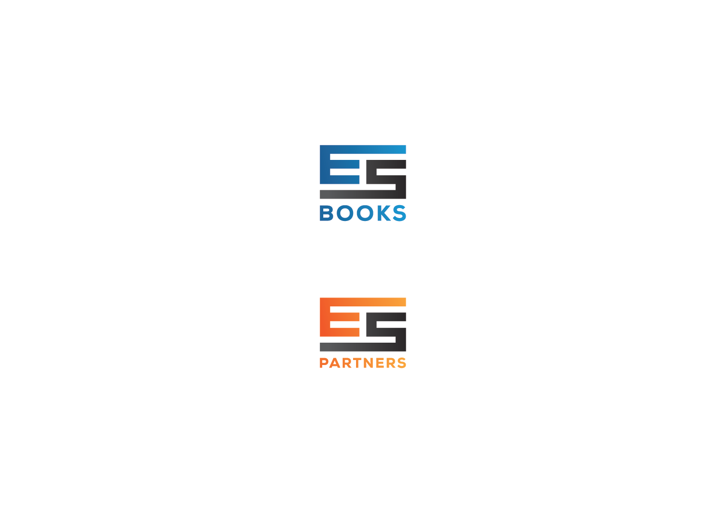 Professional, Serious, Bookkeeper Logo Design for ES Books.