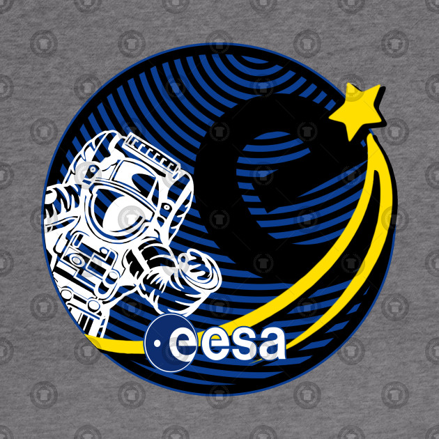 Esa Logo Heart Side.