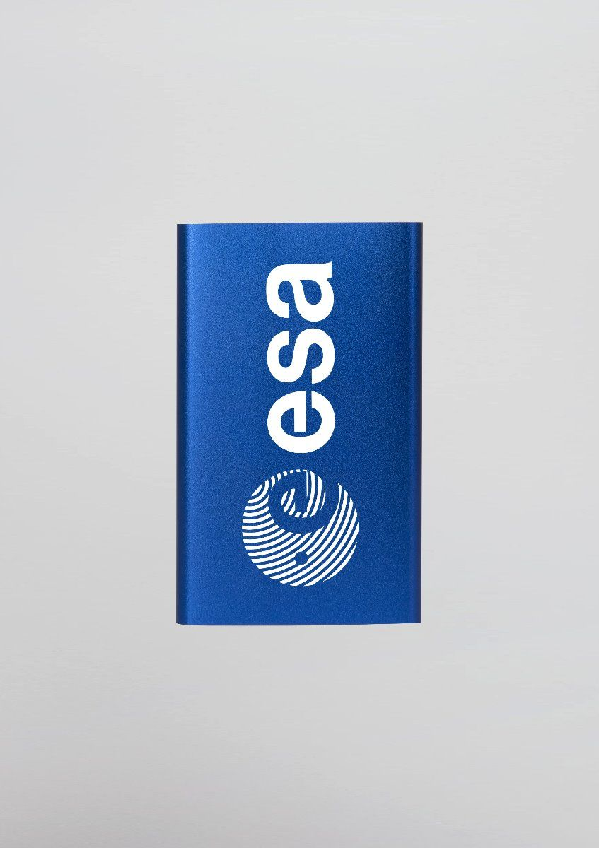 ESA logo power bank.