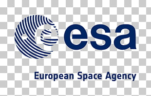 European Space Agency Logo Agence spatiale, space logo PNG.