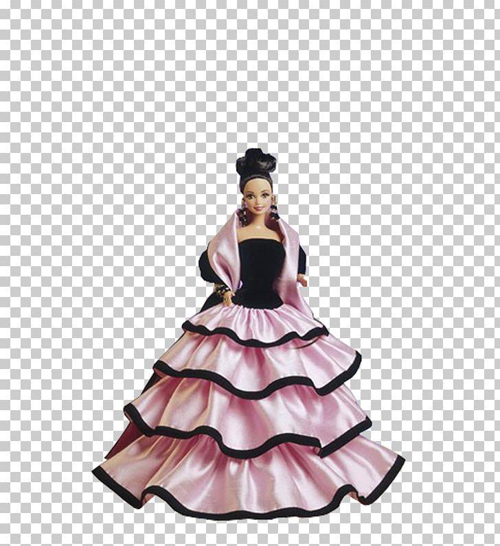 Escada Barbie Fashion Doll Gown PNG, Clipart, Art, Barbie.