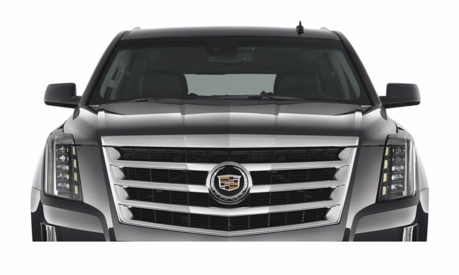 2017 Cadillac Escalade Front , Png Download.