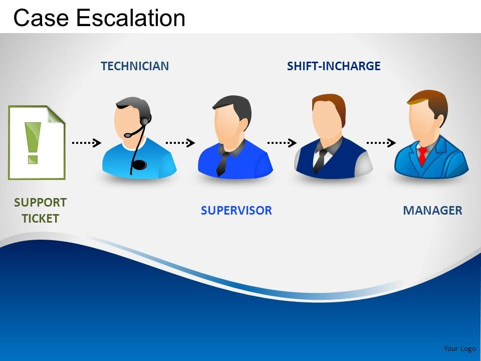 Escalation' powerpoint templates ppt slides images graphics and themes.