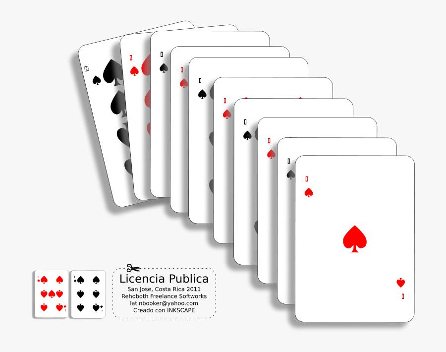 Escalera De Poker.
