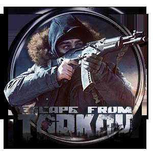 Escape from Tarkov logo.