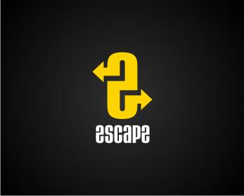 Escape Logo Design.