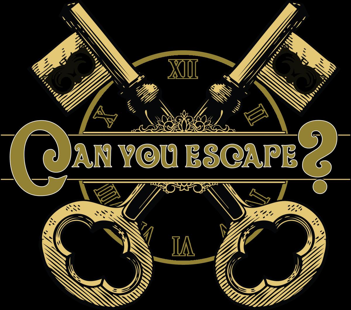 Escape Room Clipart.