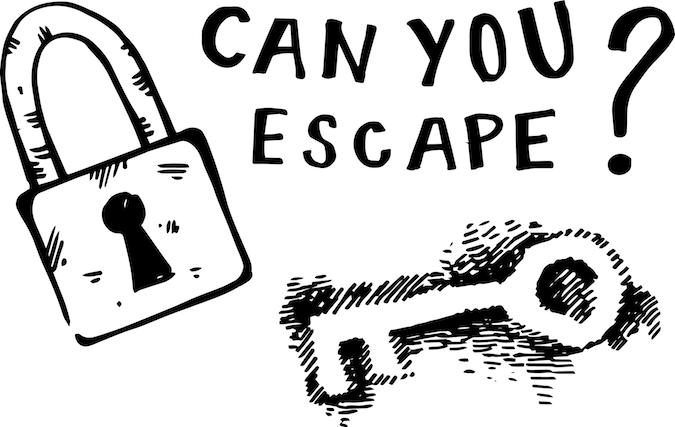 Top 6 Las Vegas Escape Rooms.