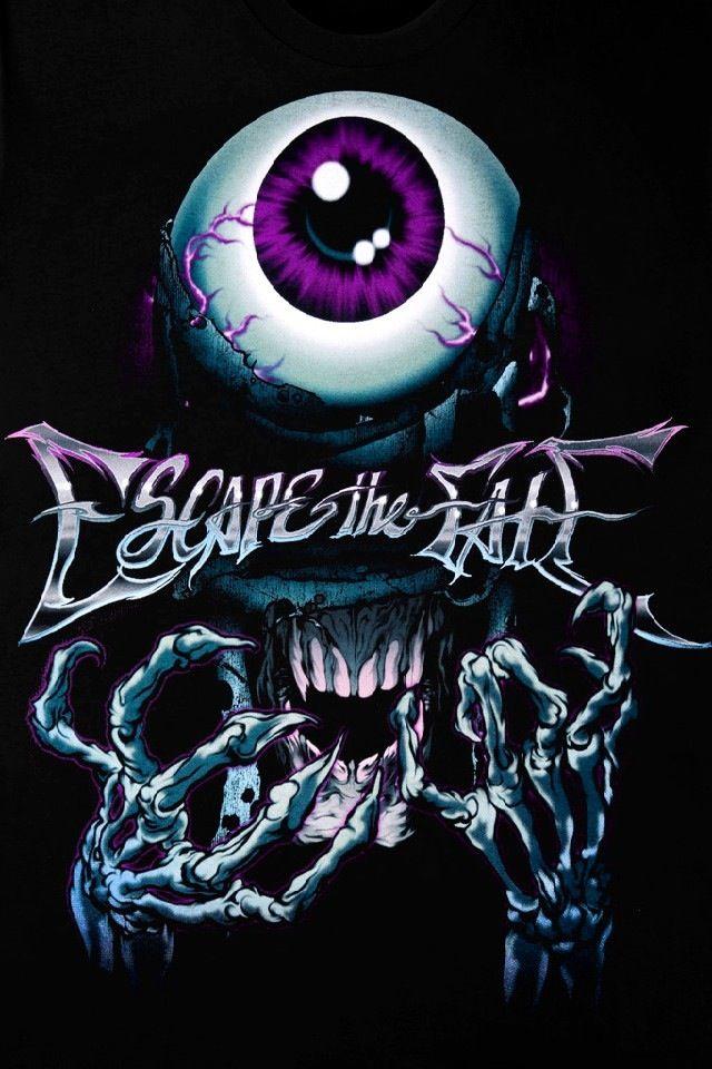 Escape the fate logo.