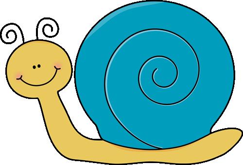 Clipart escargot.