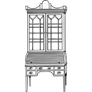 Secretary desk clipart, cliparts of Secretary desk free download.