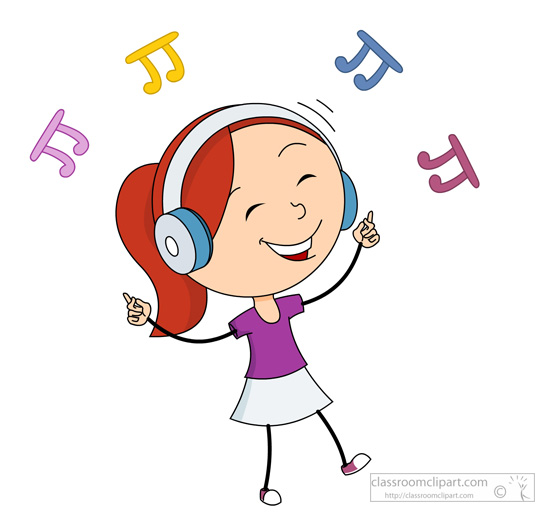 17548 Music free clipart.
