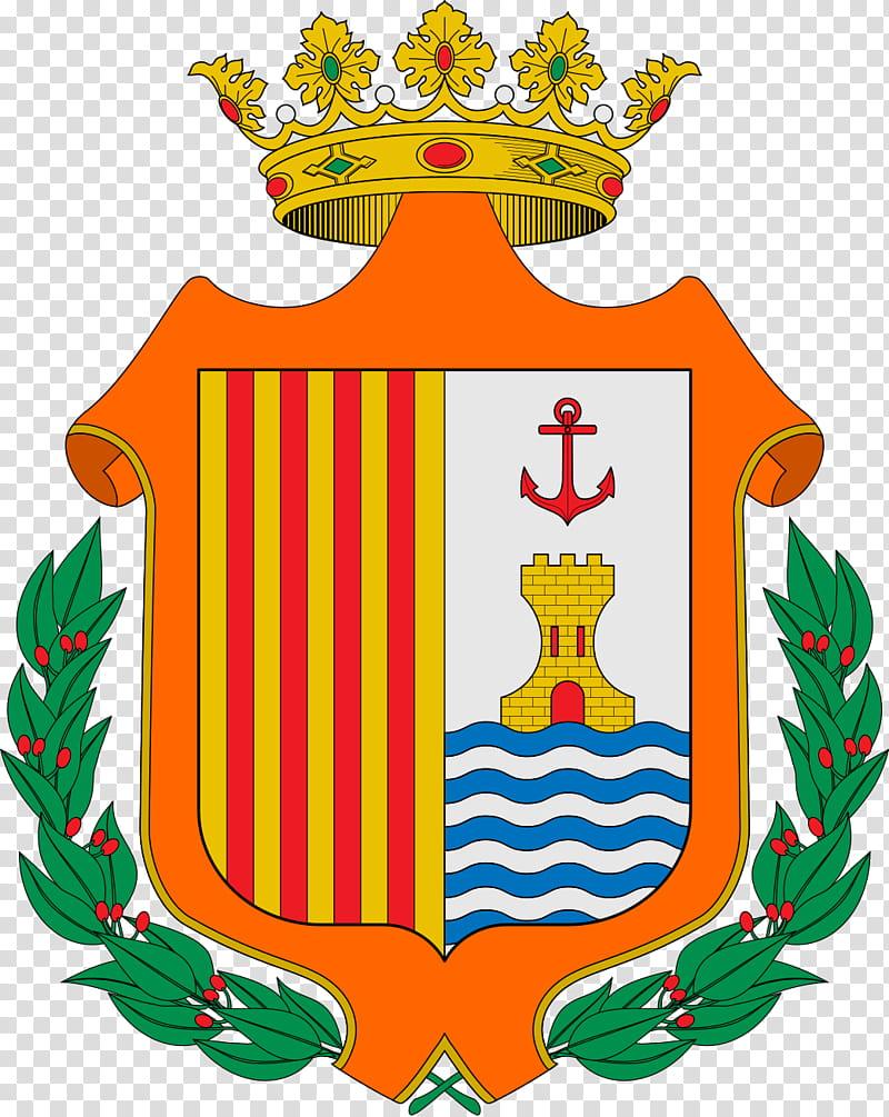 Santa, Santa Pola, Escudo De Cullera, Coat Of Arms.
