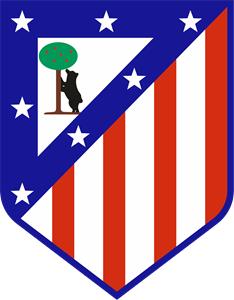 Atletico Madrid Logo Vector (.CDR) Free Download.