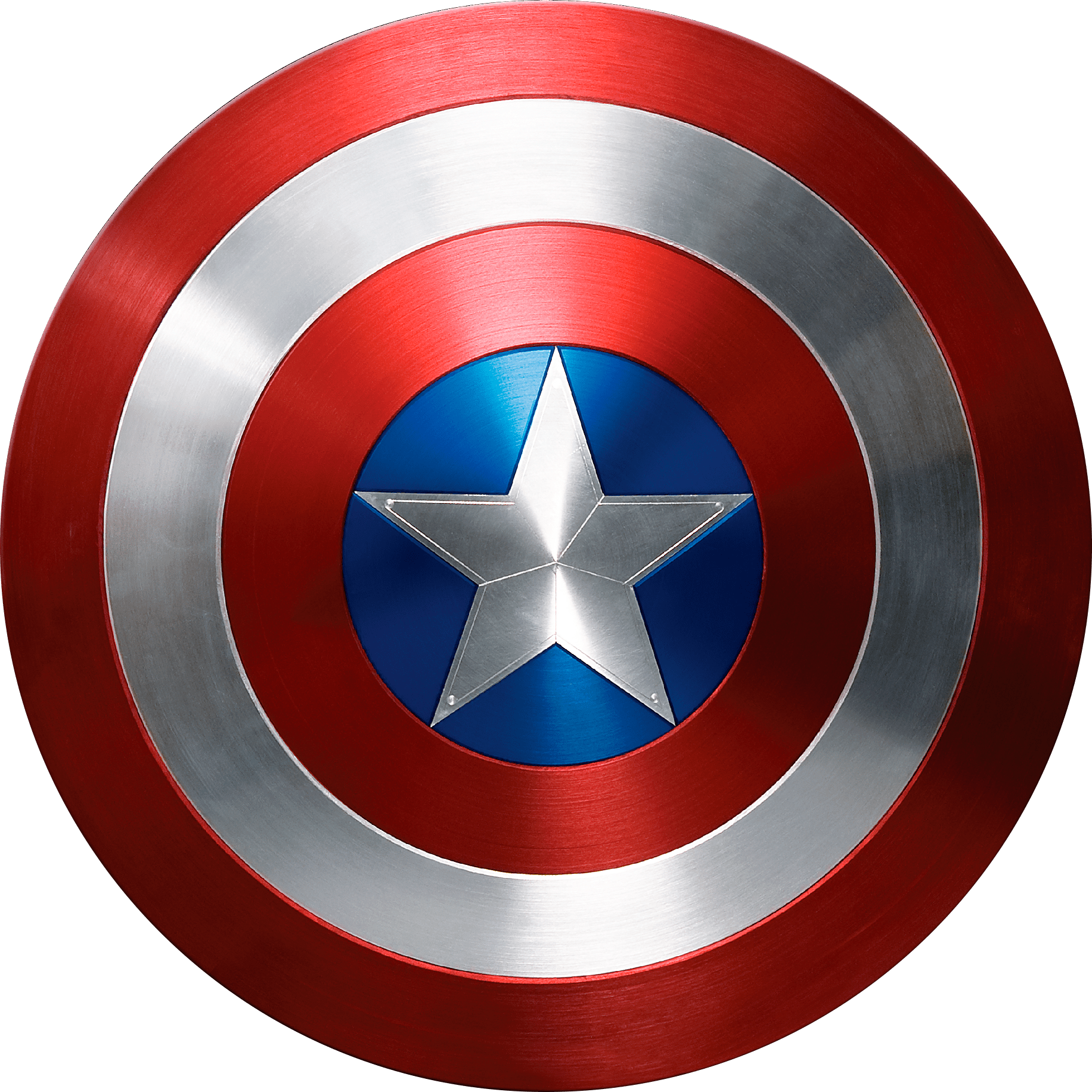 Captain America Photorealistic Shield Captain America Shield.