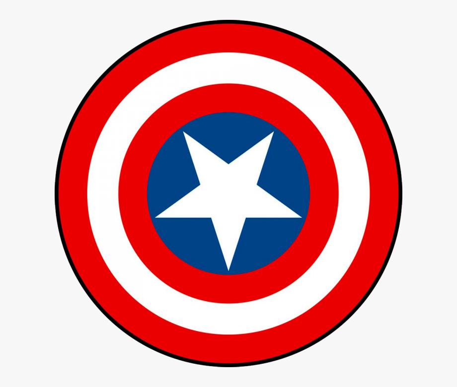Escudo Do Capitcao America Png.