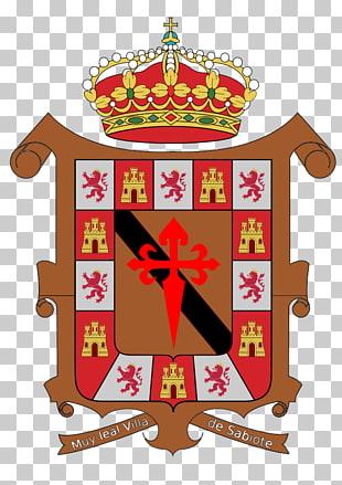 Escudo de Jaén Magnet régional.