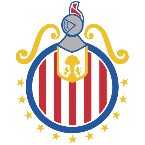Escudo retro de Chivas Para dreams league soccer.