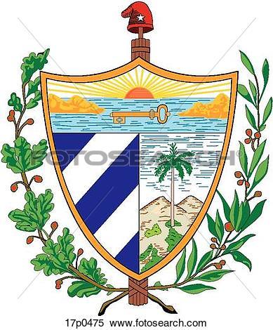 Clipart of Cuba.