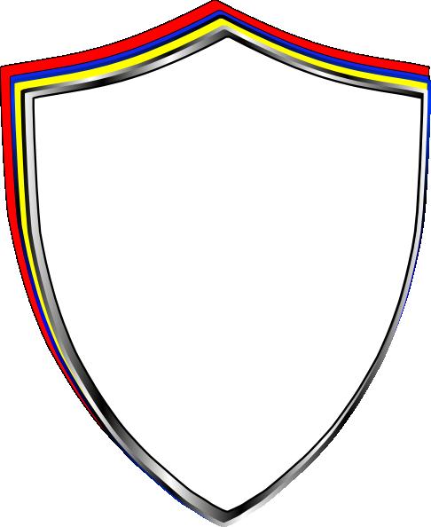 Escudo clipart #7