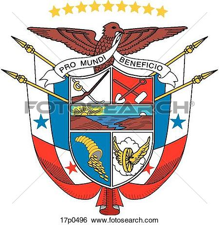 Clipart of El Salvador.