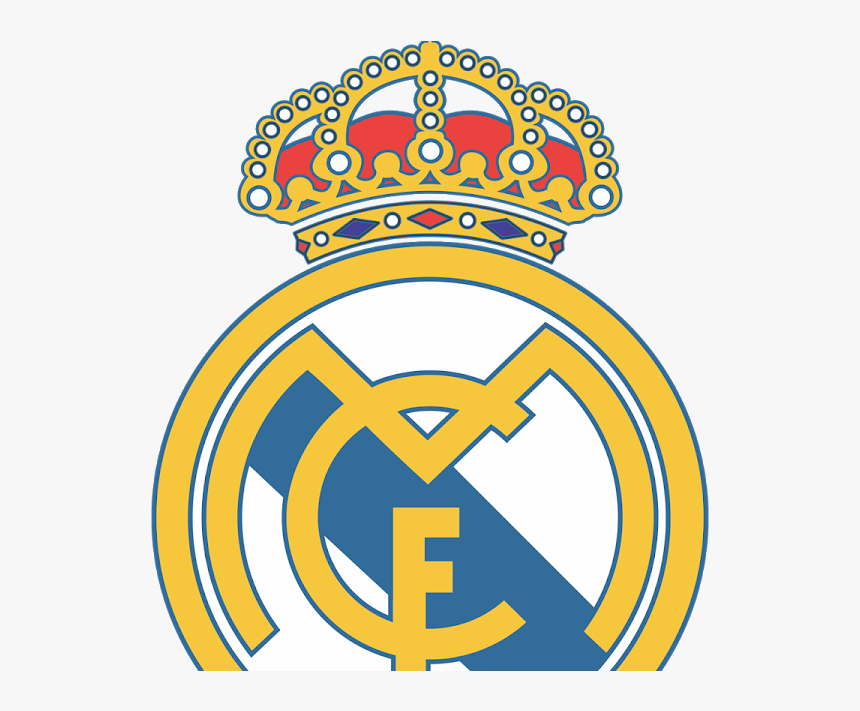 Real Madrid Escudo, HD Png Download , Transparent Png Image.