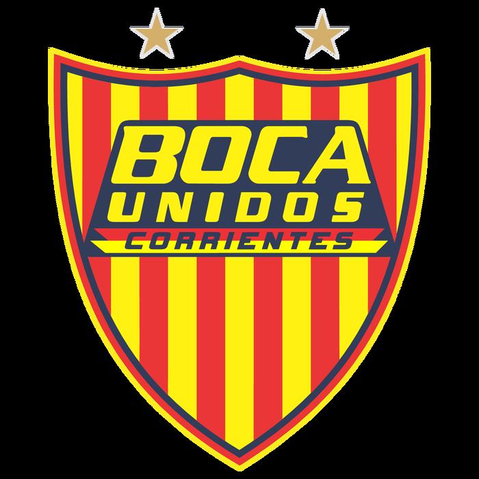 Escudo de Boca Unidos.