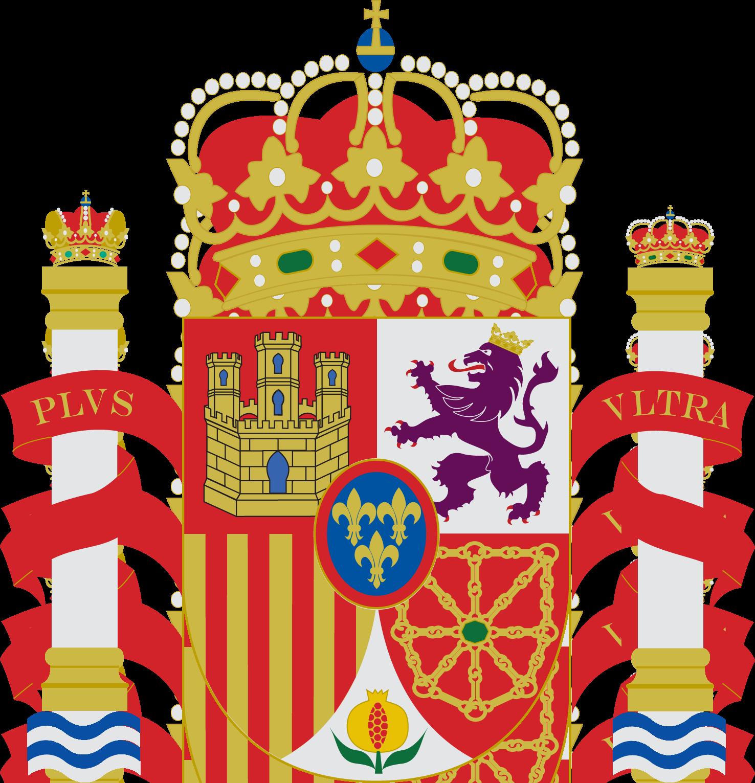 File:Escudo del Reino de España.png.
